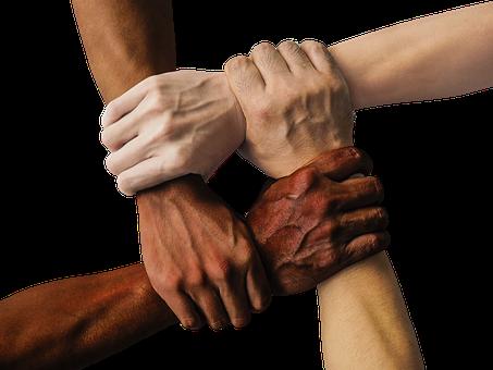 Gemeinsam für eine bessere Welt