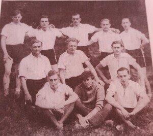 altes Mannschaftsfoto