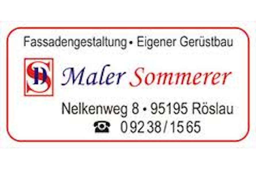 Maler Sommerer