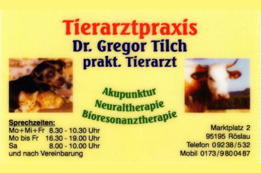Tierarztpraxis Tilch