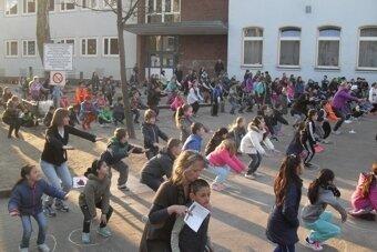 bewegte Schule