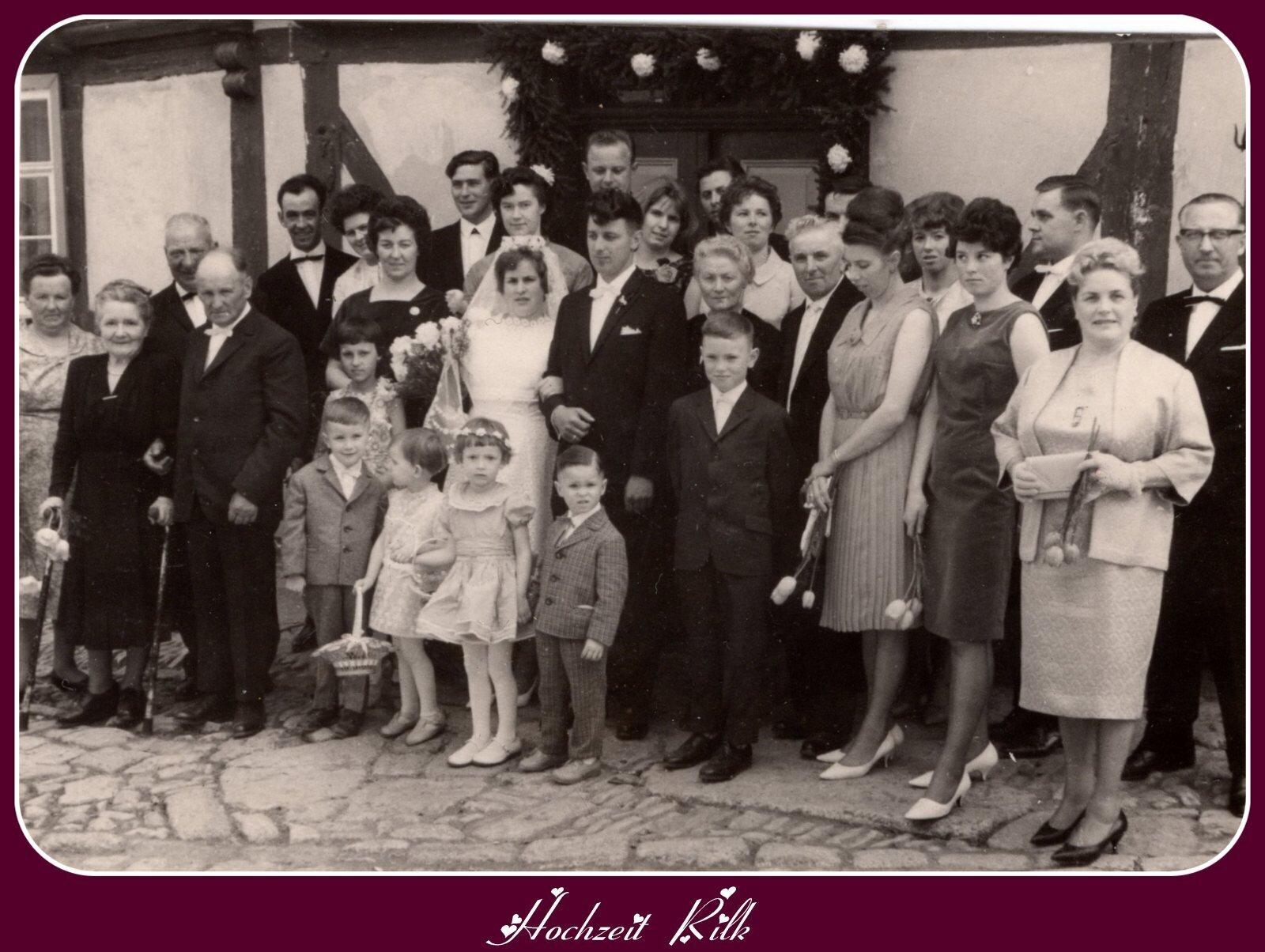 Hochzeit Rilk