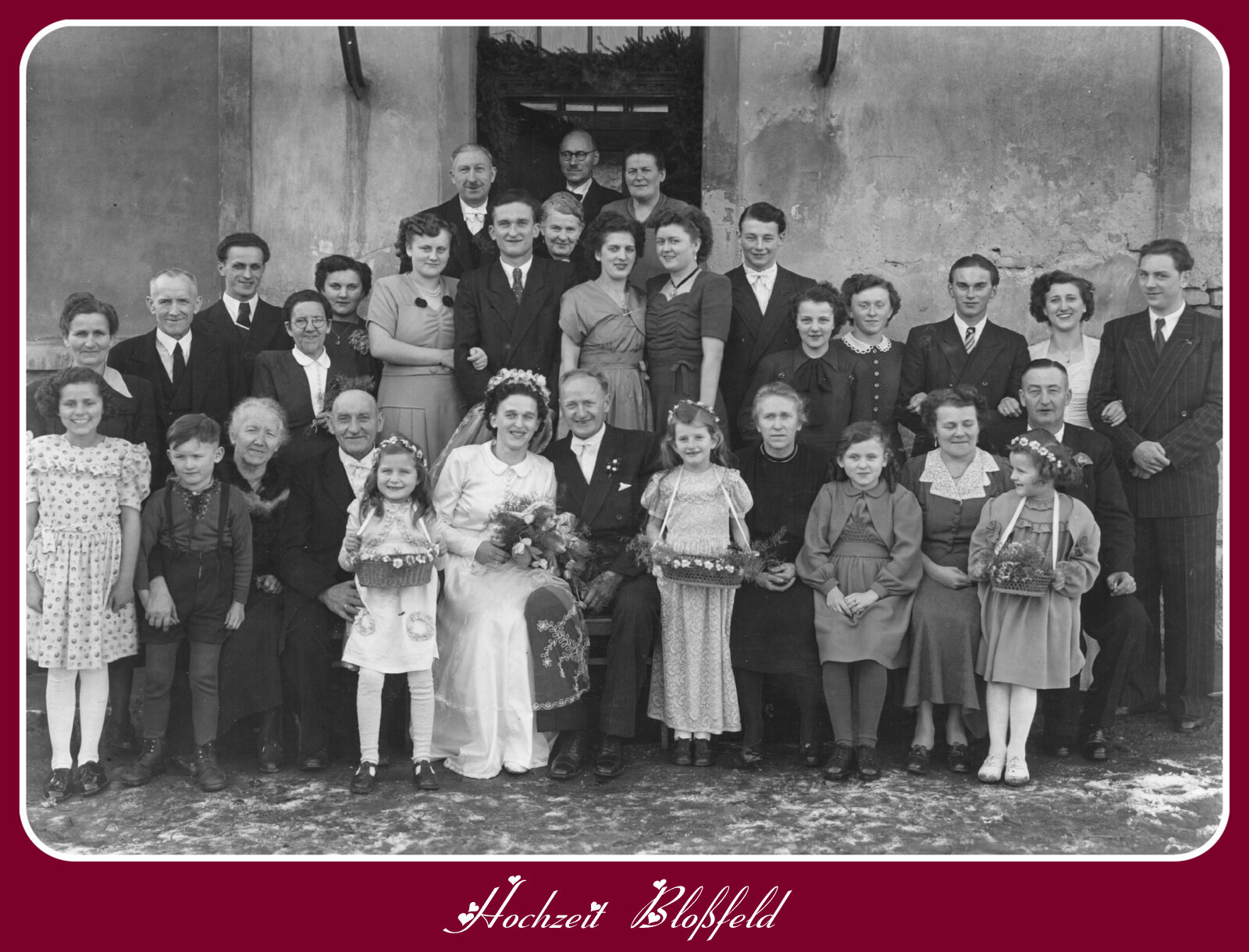 Hochzeit Bloßfeld