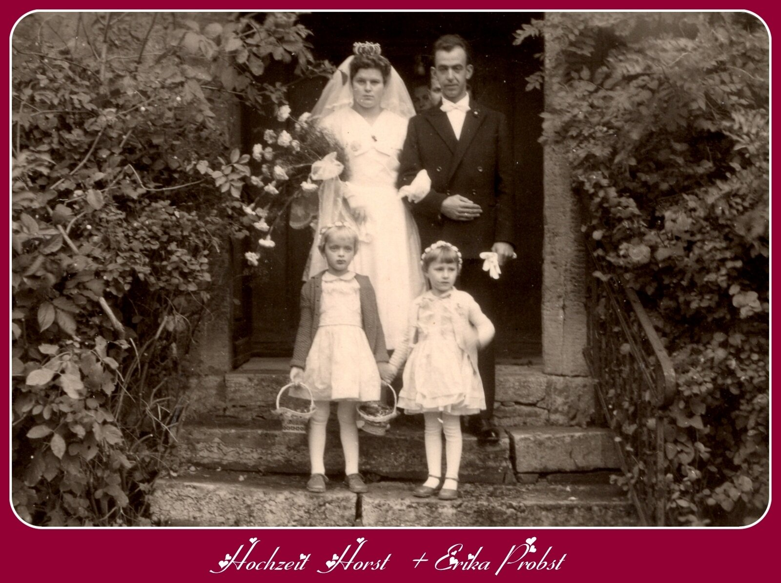 Hochzeit Probst