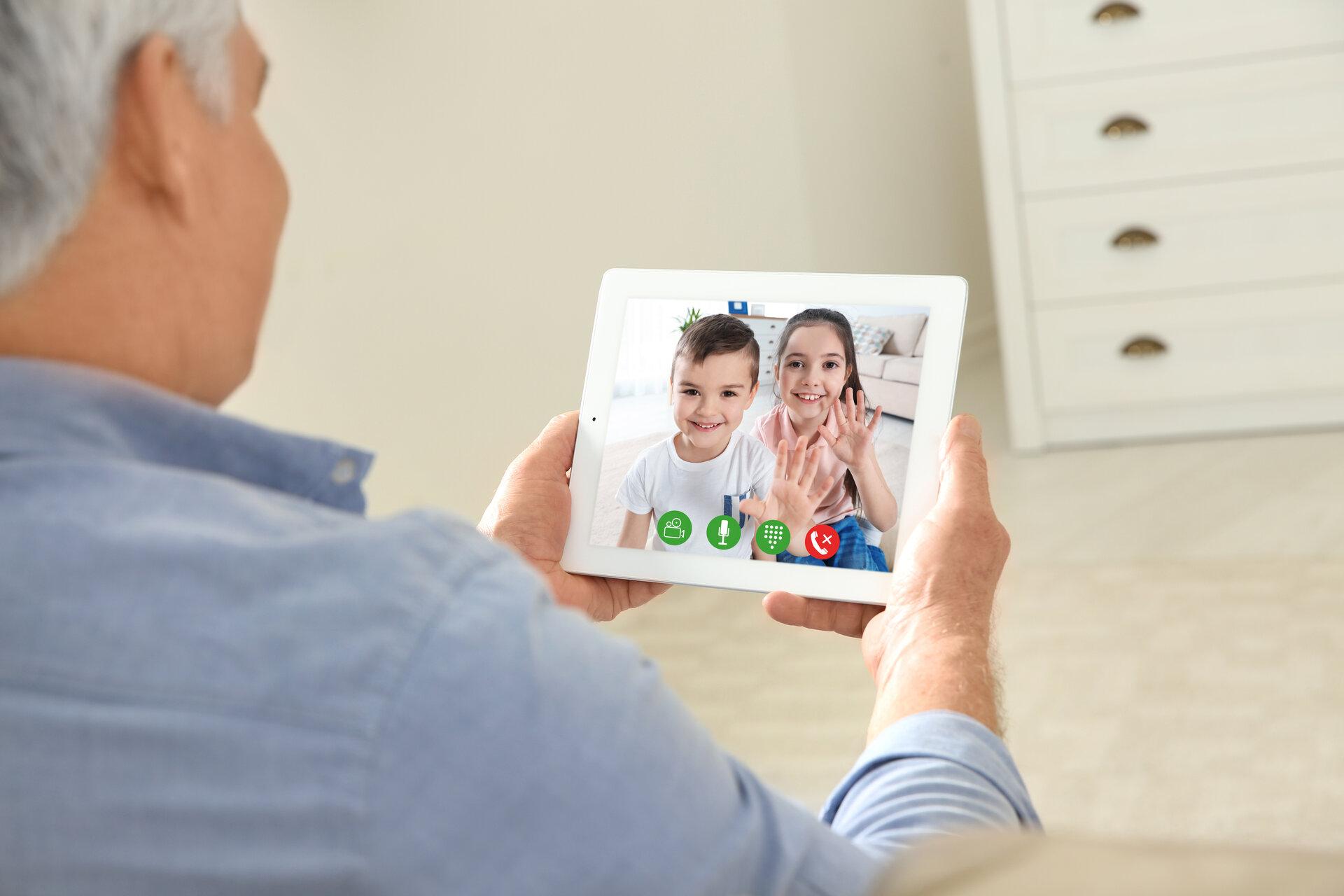 Kommunikation-Wohnen im Alter