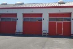 Fahrzeughalle Wache 2