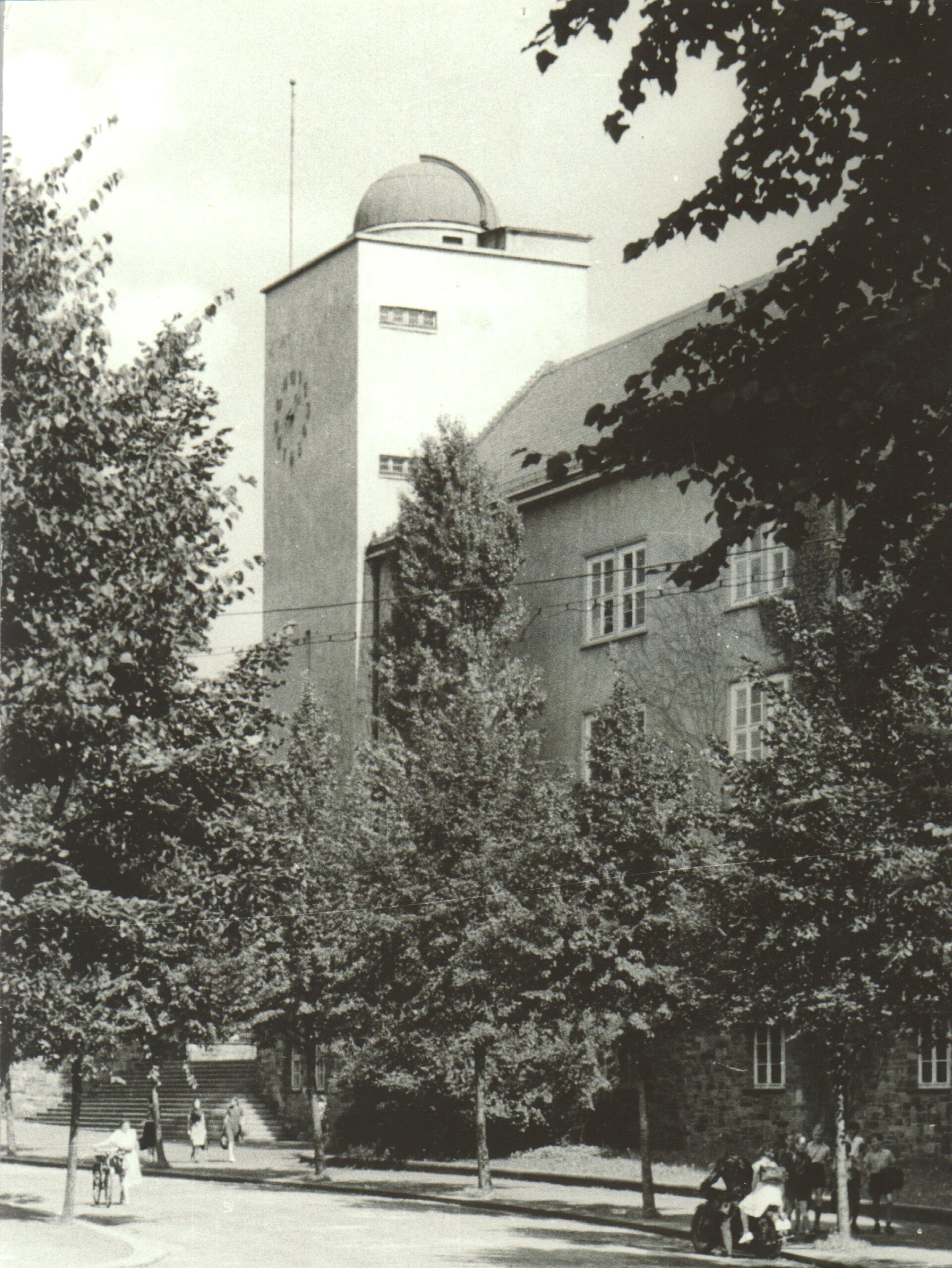 Erste Sternwarte