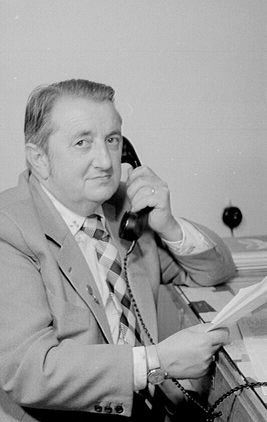 Erster Direktor Prof. Edgar Penzel