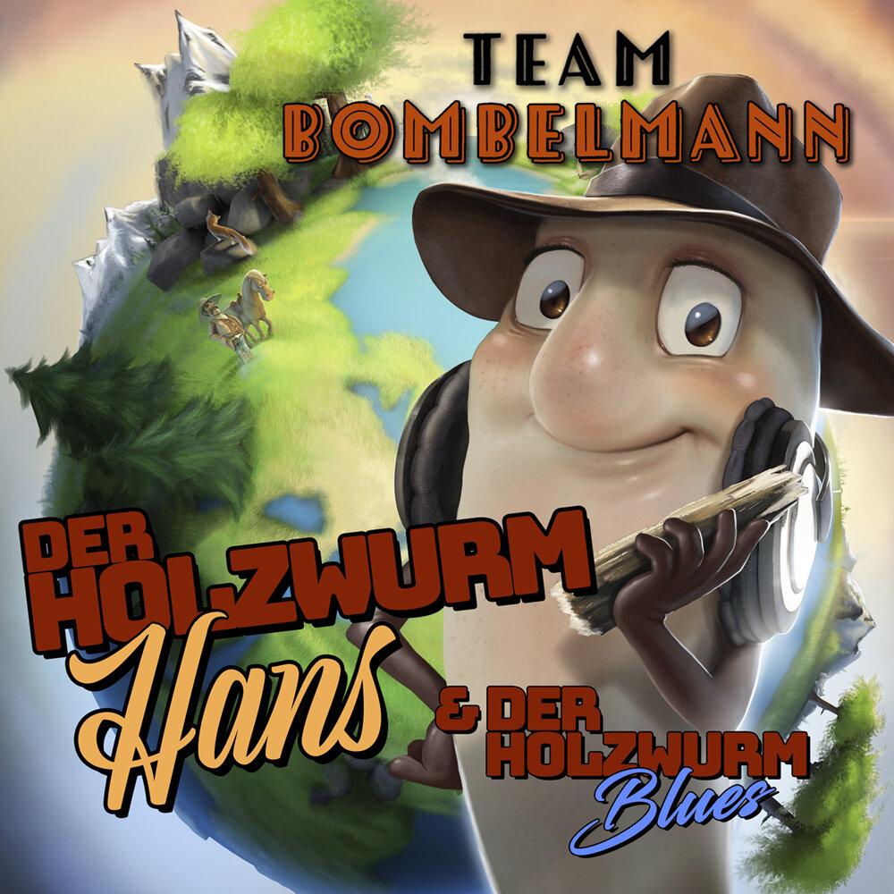 """Single """"Der Holzwurm Hans"""""""