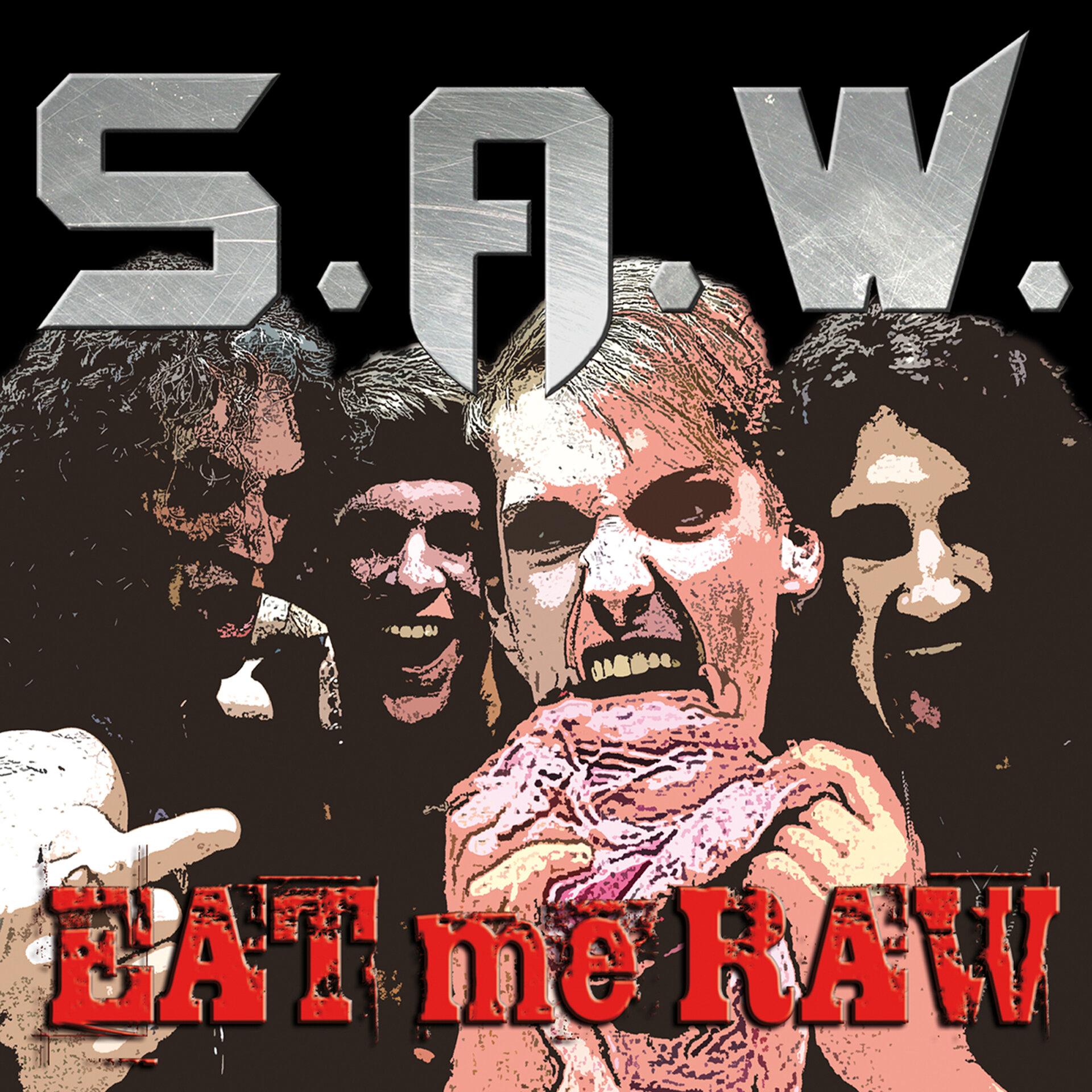 EP - EAT me RAW