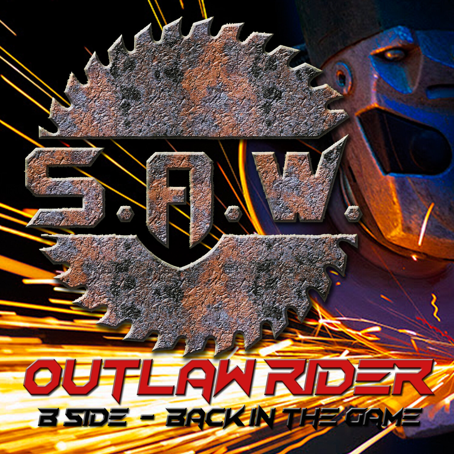 Single - Outlaw Rider