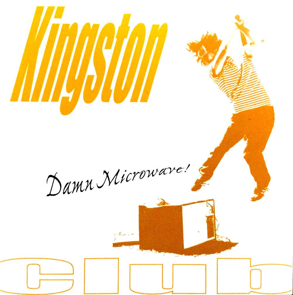 Album - Damn Microwave