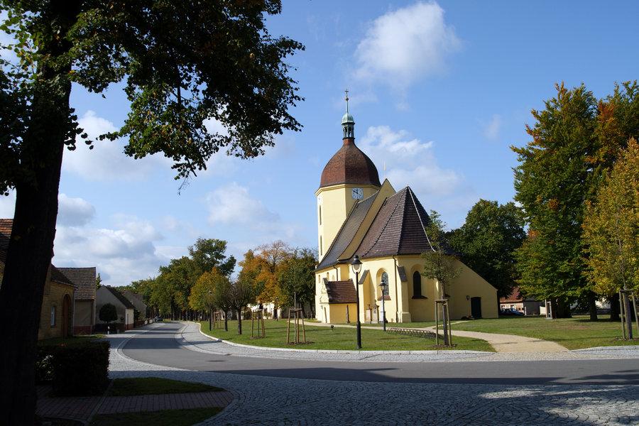 Evangelische Kirche Schleife