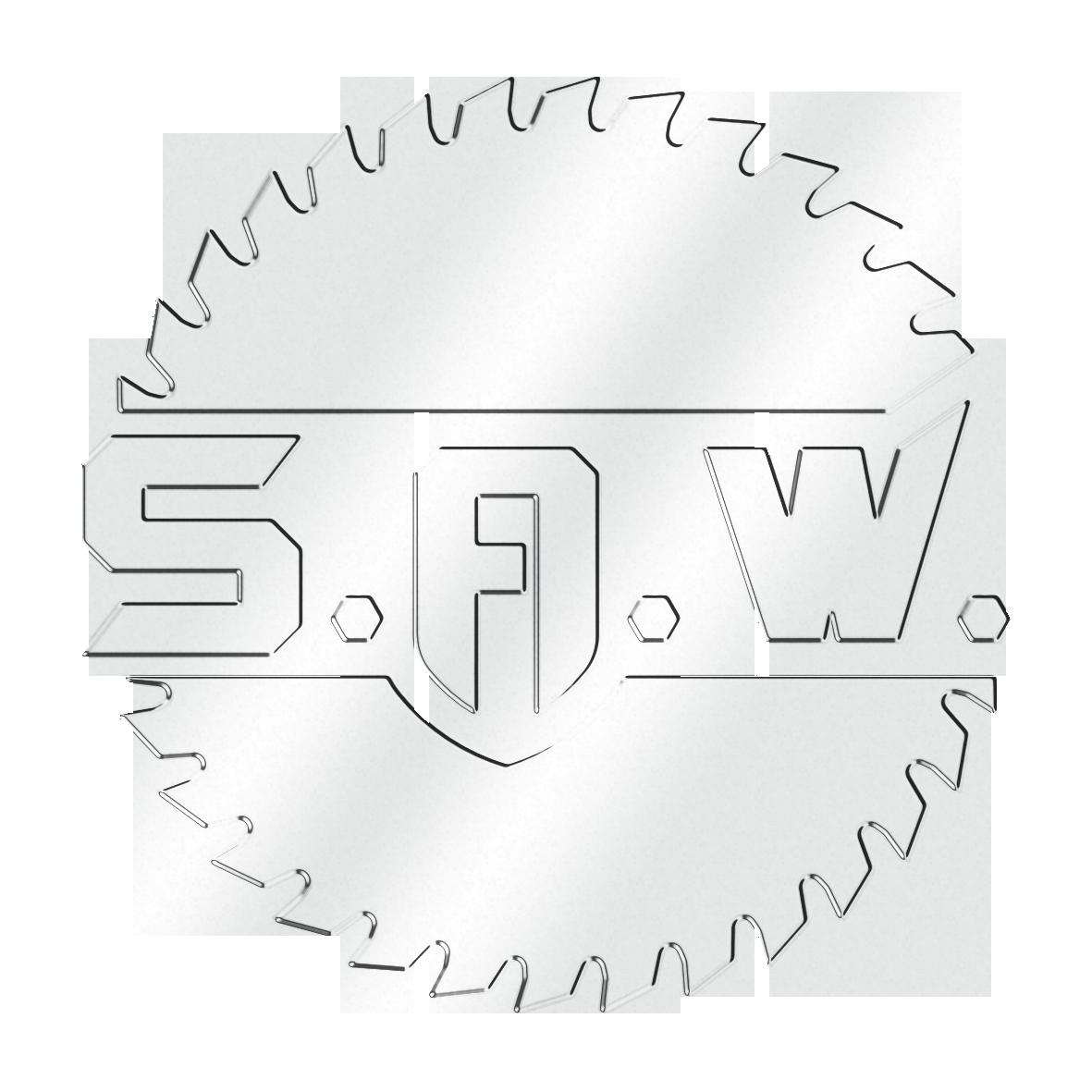 S.A.W. Logo SAW