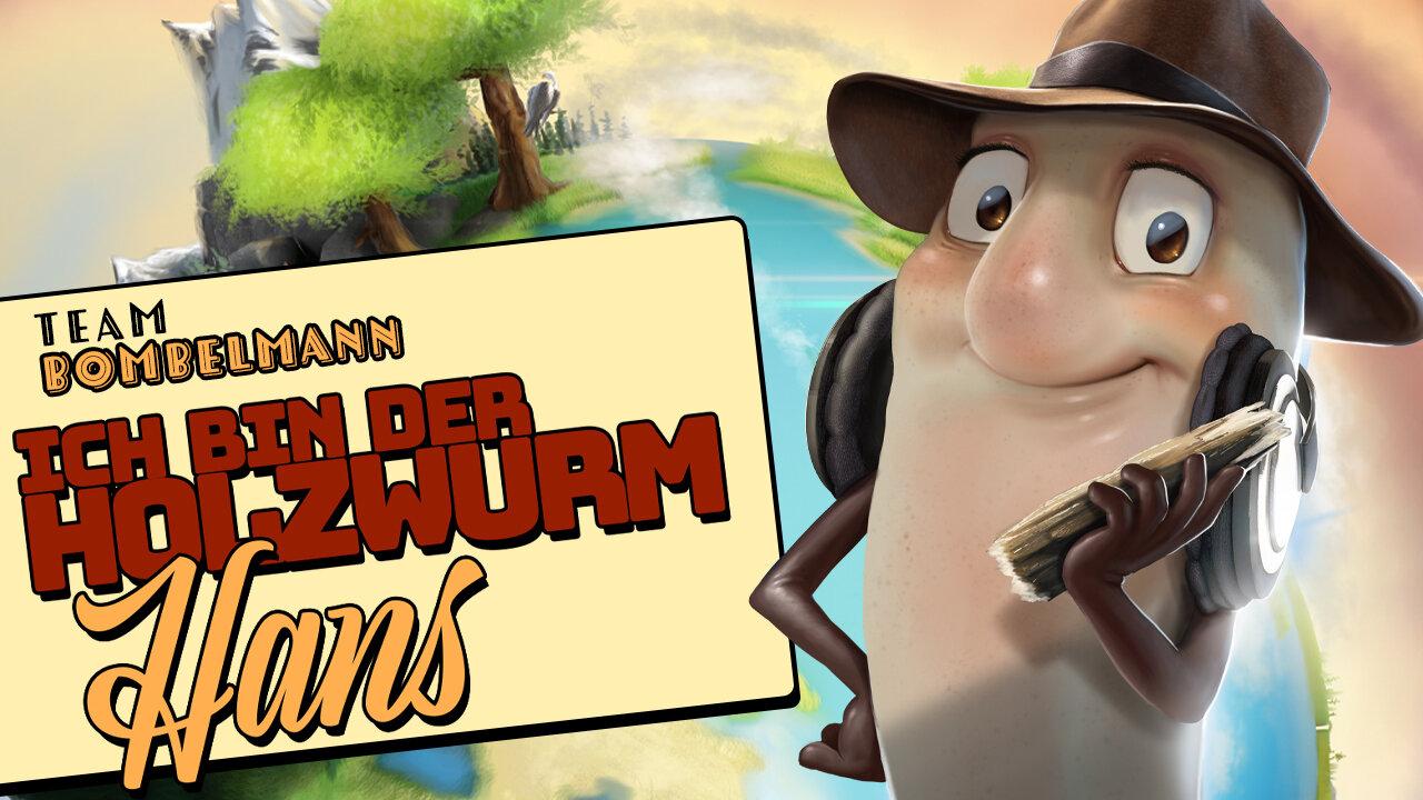 Der Holzwurm Hans
