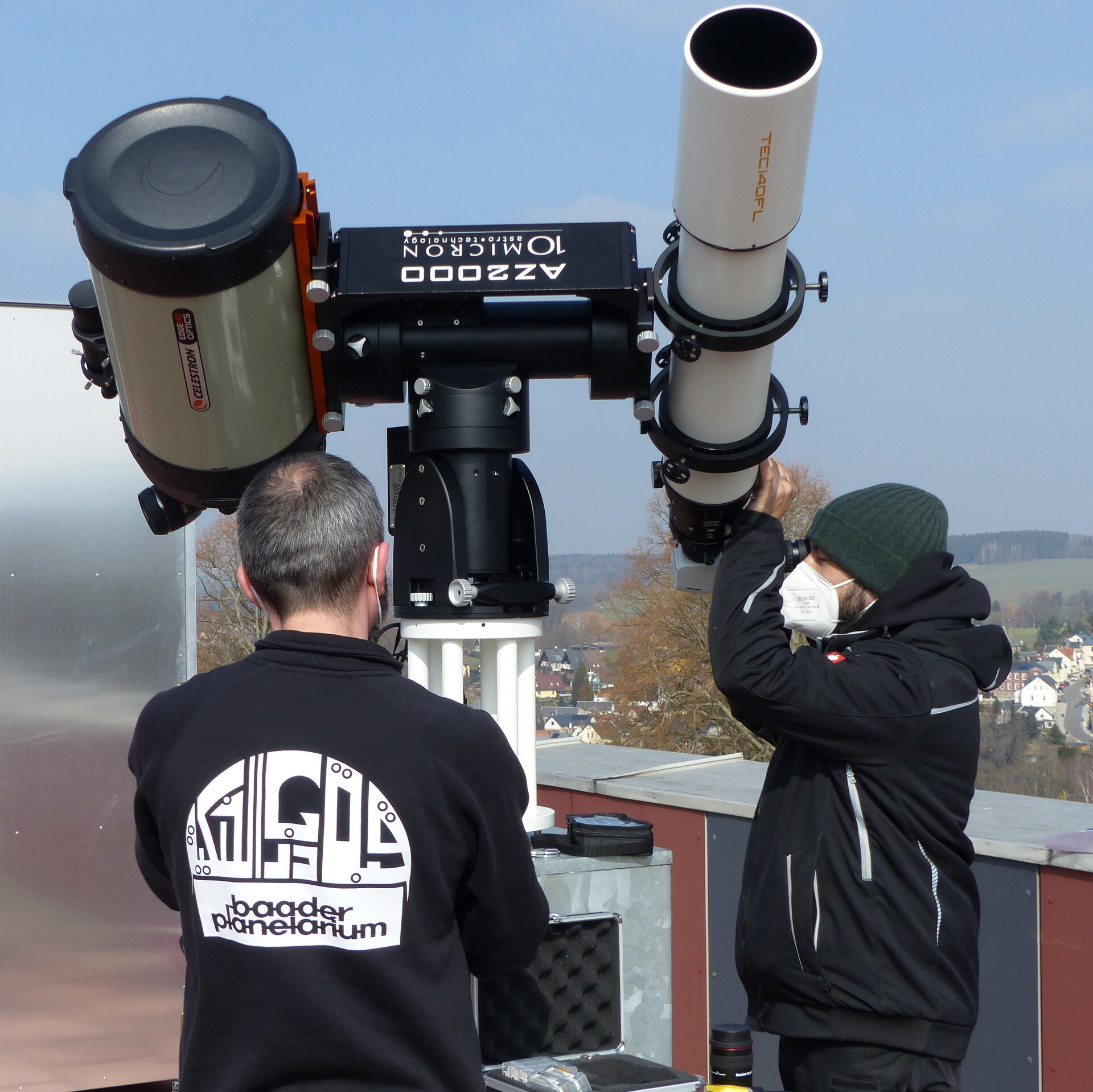 Beobachtungsstation 1