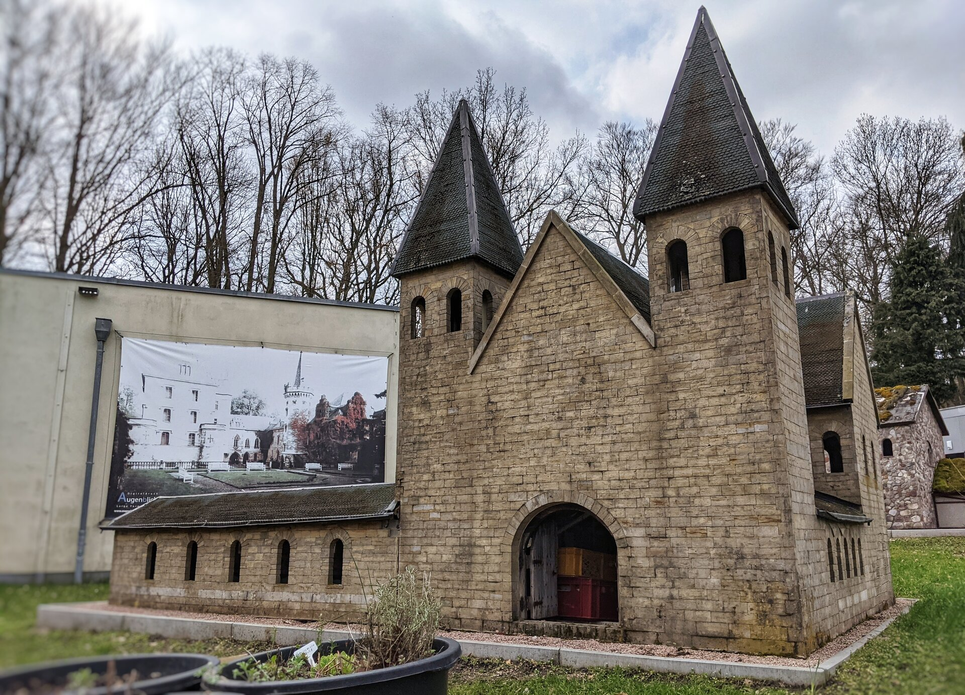 Klostermodell 2021