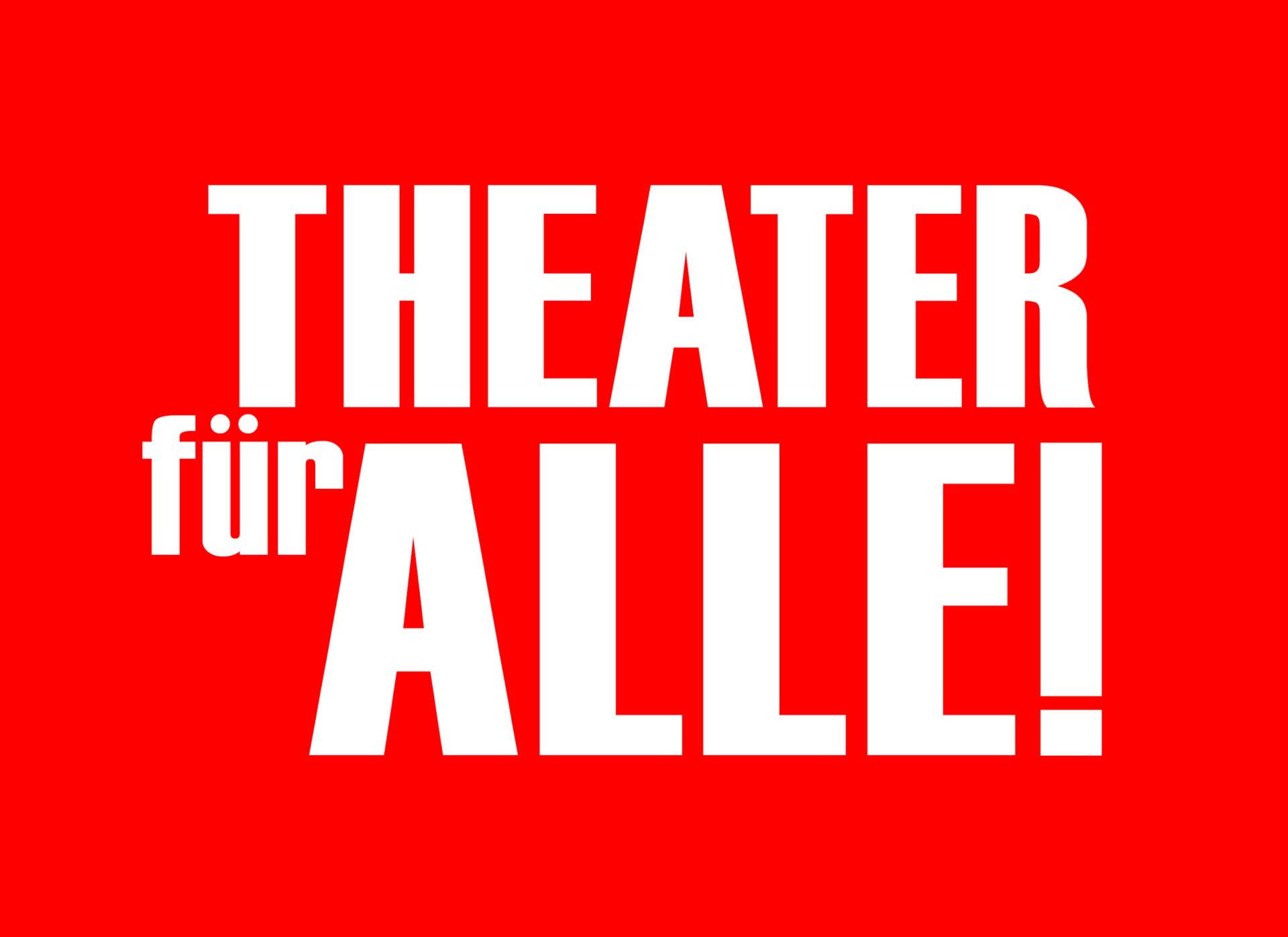 Theater für ALLE - Logo