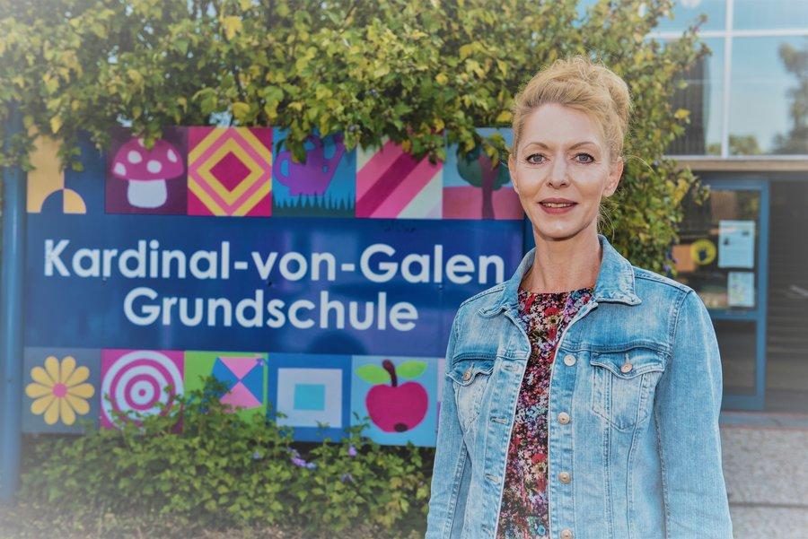 Frau Weßendorf (Quelle: Hr. Luck)