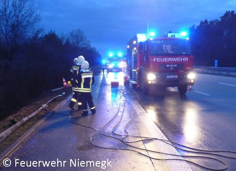020/2019 - Foto: Feuerwehr Niemegk