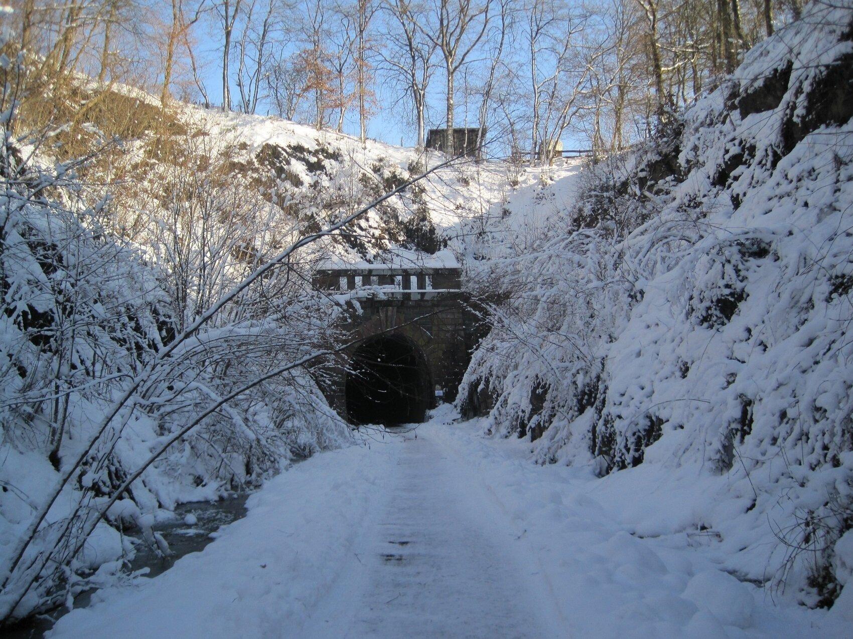 Tunnel Hohenhain