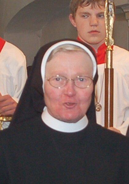 Schwester Hildemaris Landwehr