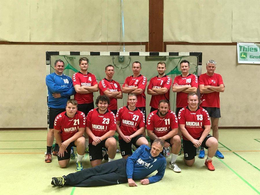 2. Herren (Regionsoberliga 2018/2019)