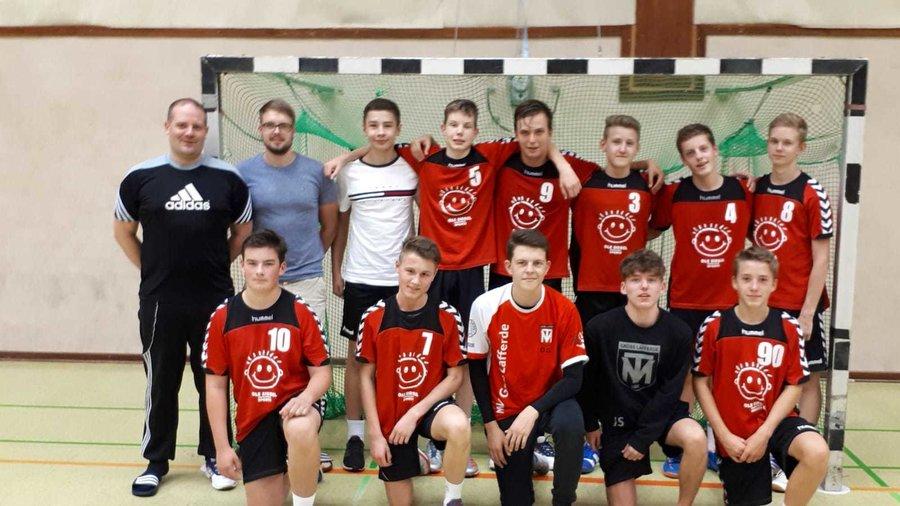 MB-Jugend (Saison 2018/2019)