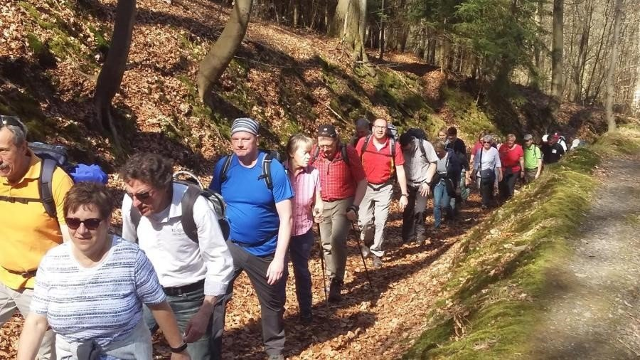 14. Wanderung nach Bad Sachsa (Harz)
