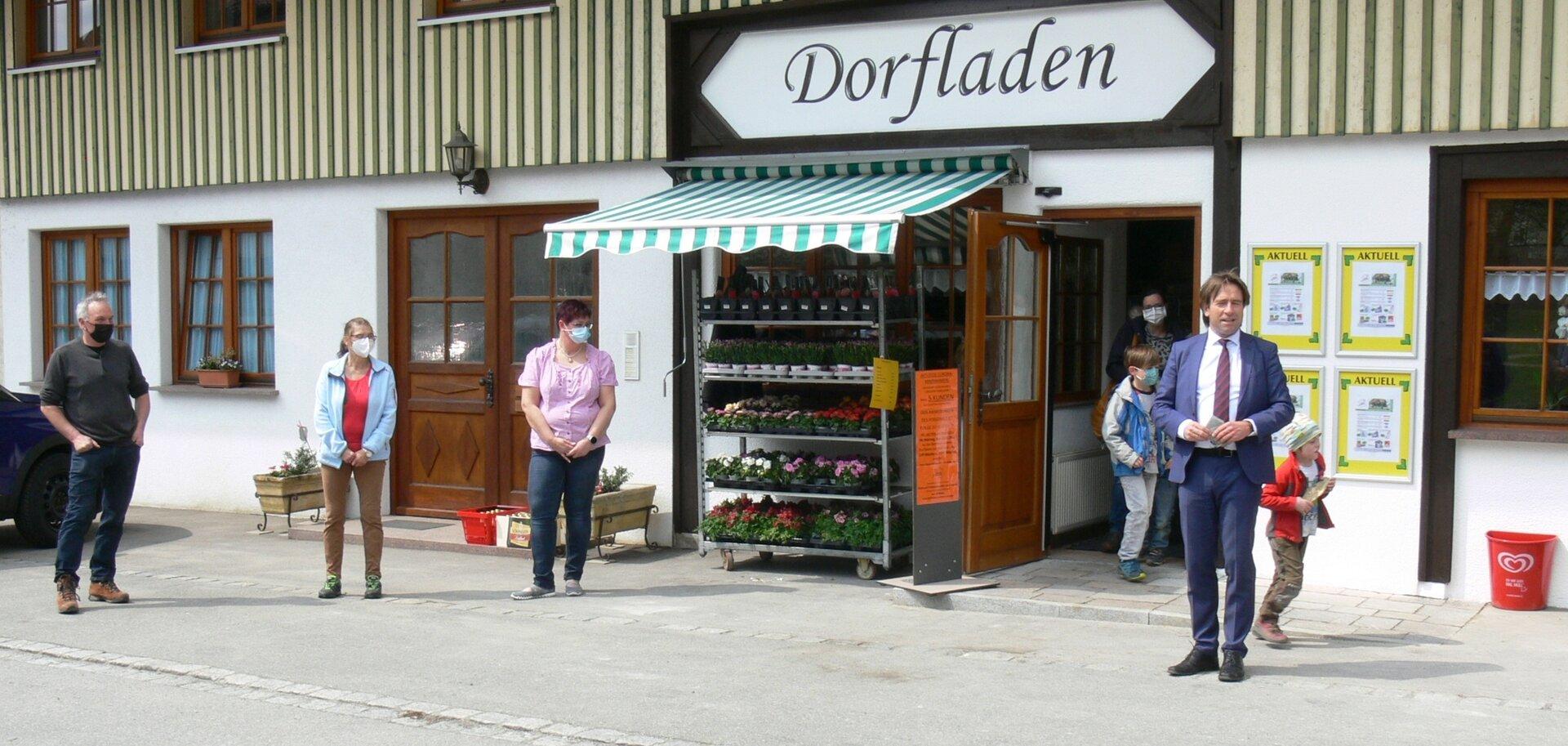 Dorfladen 1