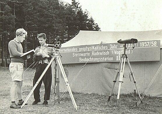Geophysikalisches Jahr 1957/58