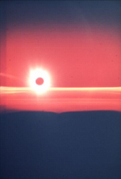 Totale Sonnenfinsternis1961