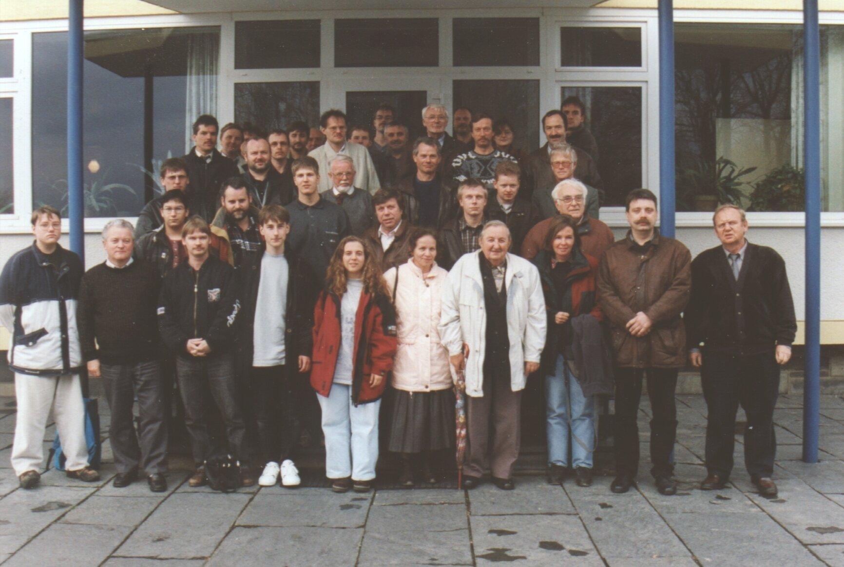 Amateurastronomen tagen in Rodewisch