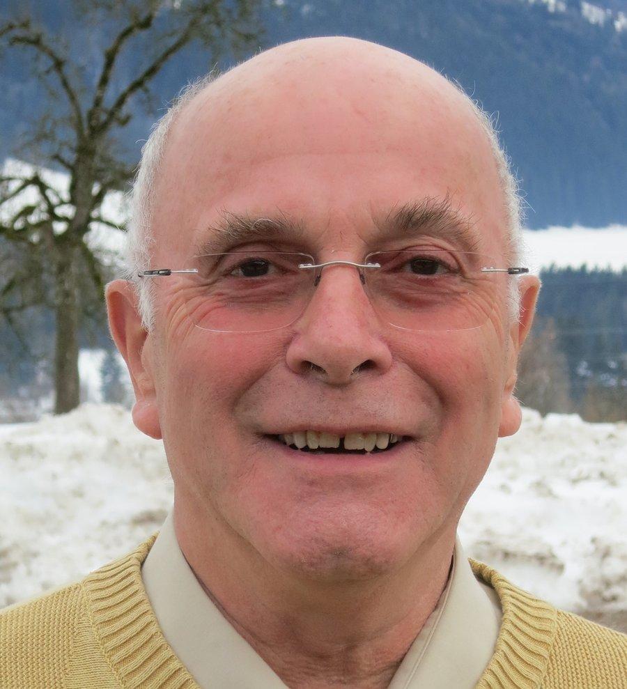 Ehrenpräsident Georg Voss