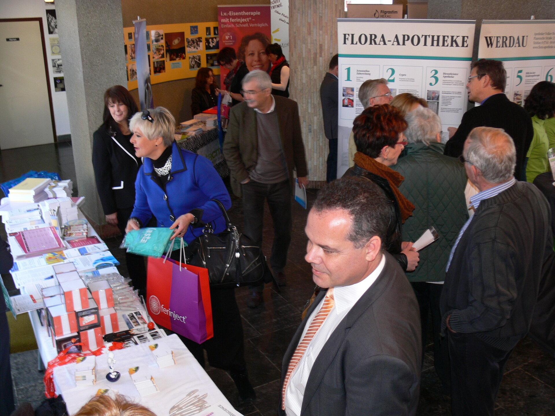 Tagung des Brustzentrums Vogtland