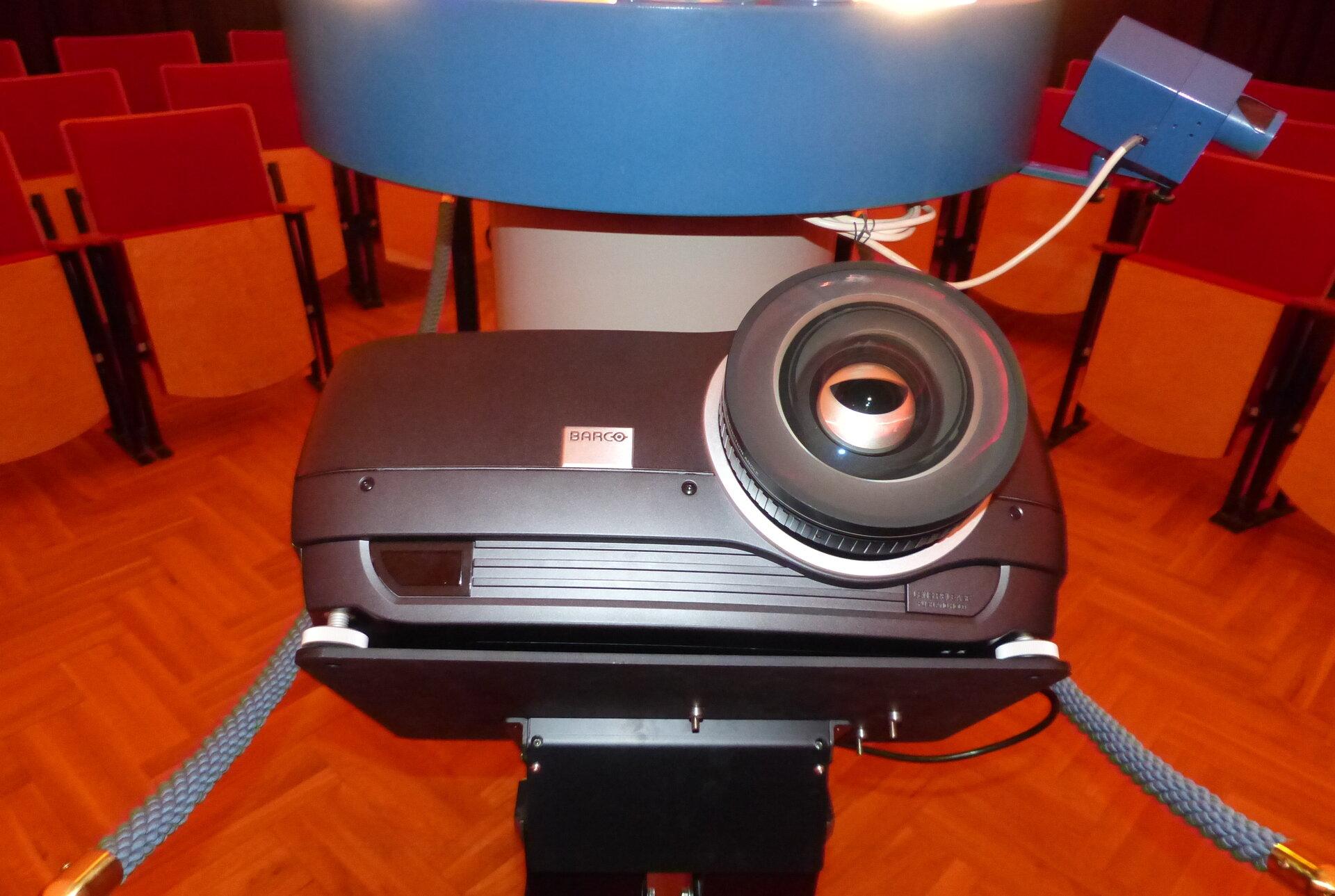 Moderne Videoprojektoren