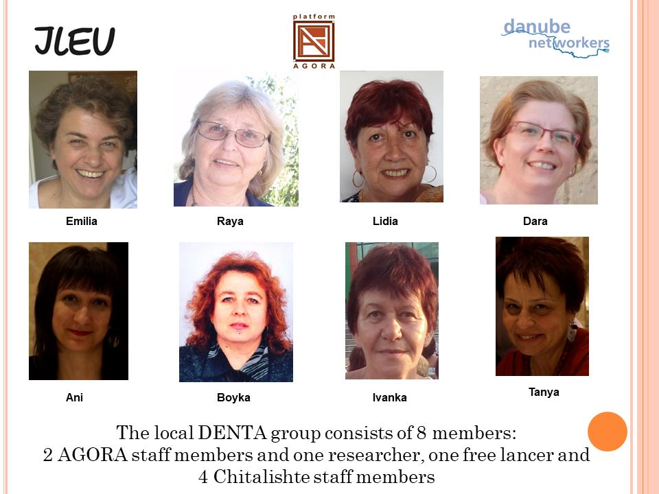 DENTA Working group Sofia