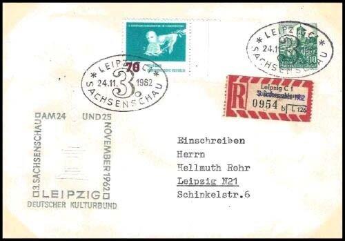 3. Sachsenschau mit Sonder-R-Zettel