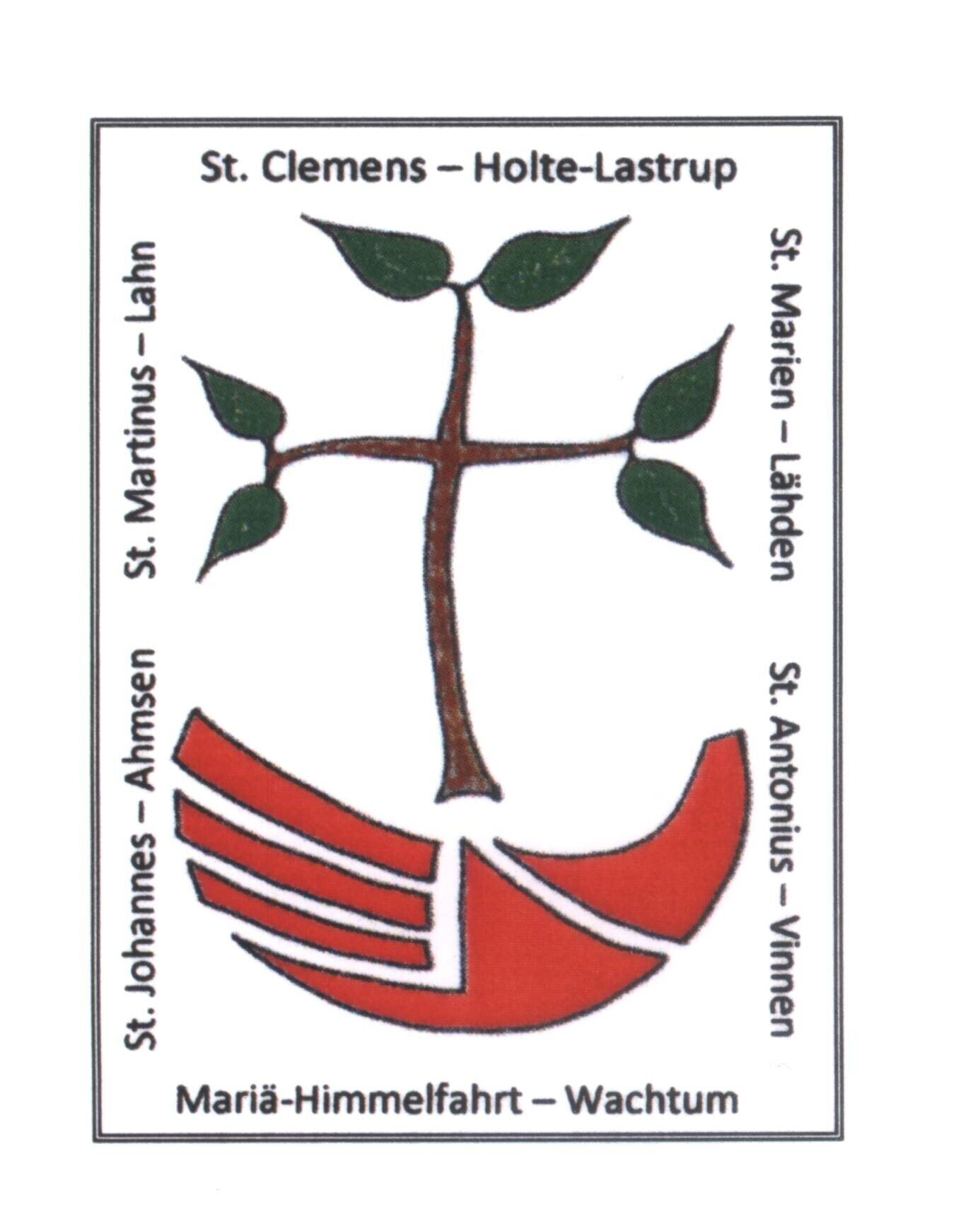 Logo Pg-Miteinander mit Kirchengemeinden