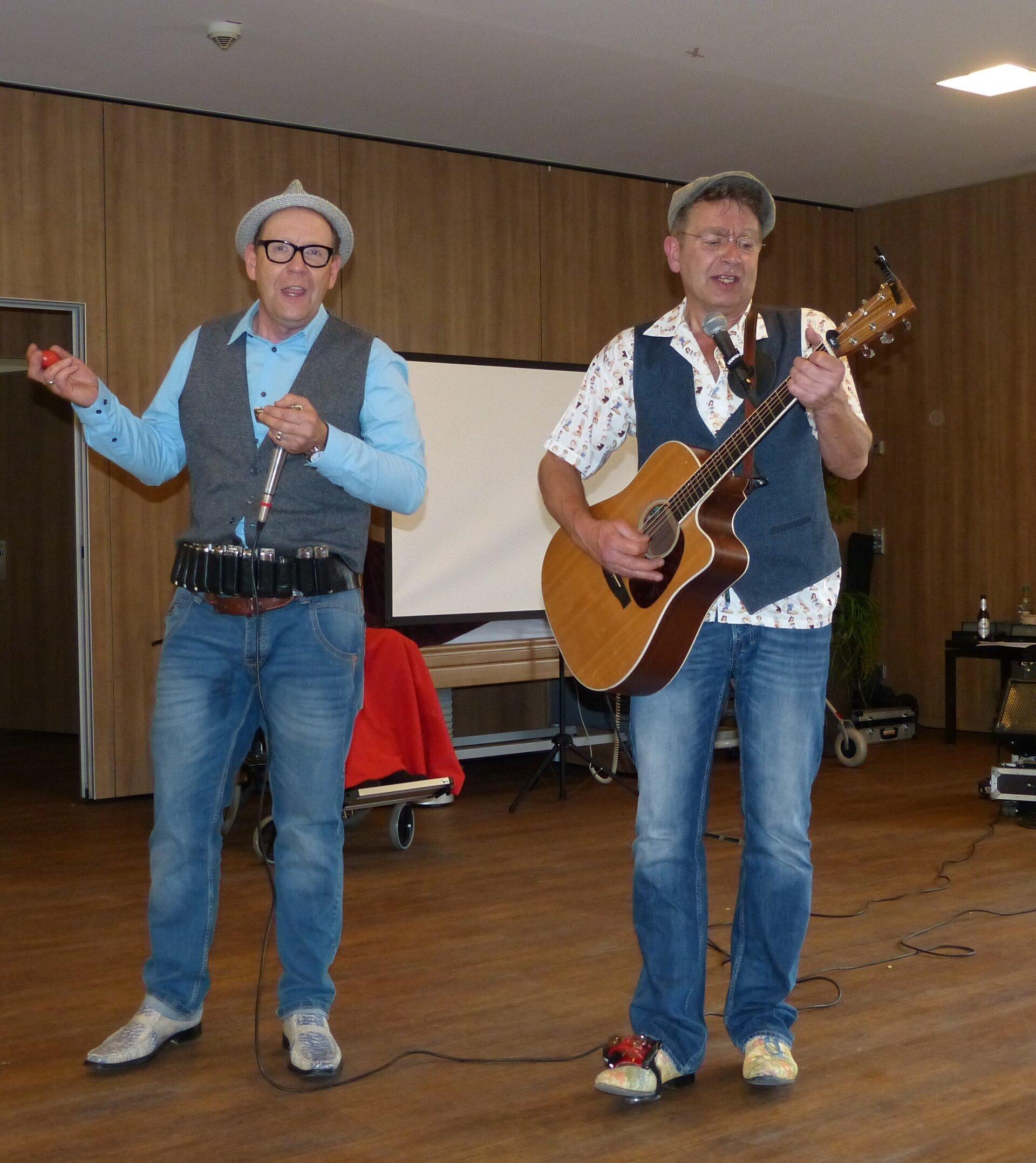 """""""Music to go"""" im Josefzentrum Borken. Foto: Bürgerstiftung WML"""