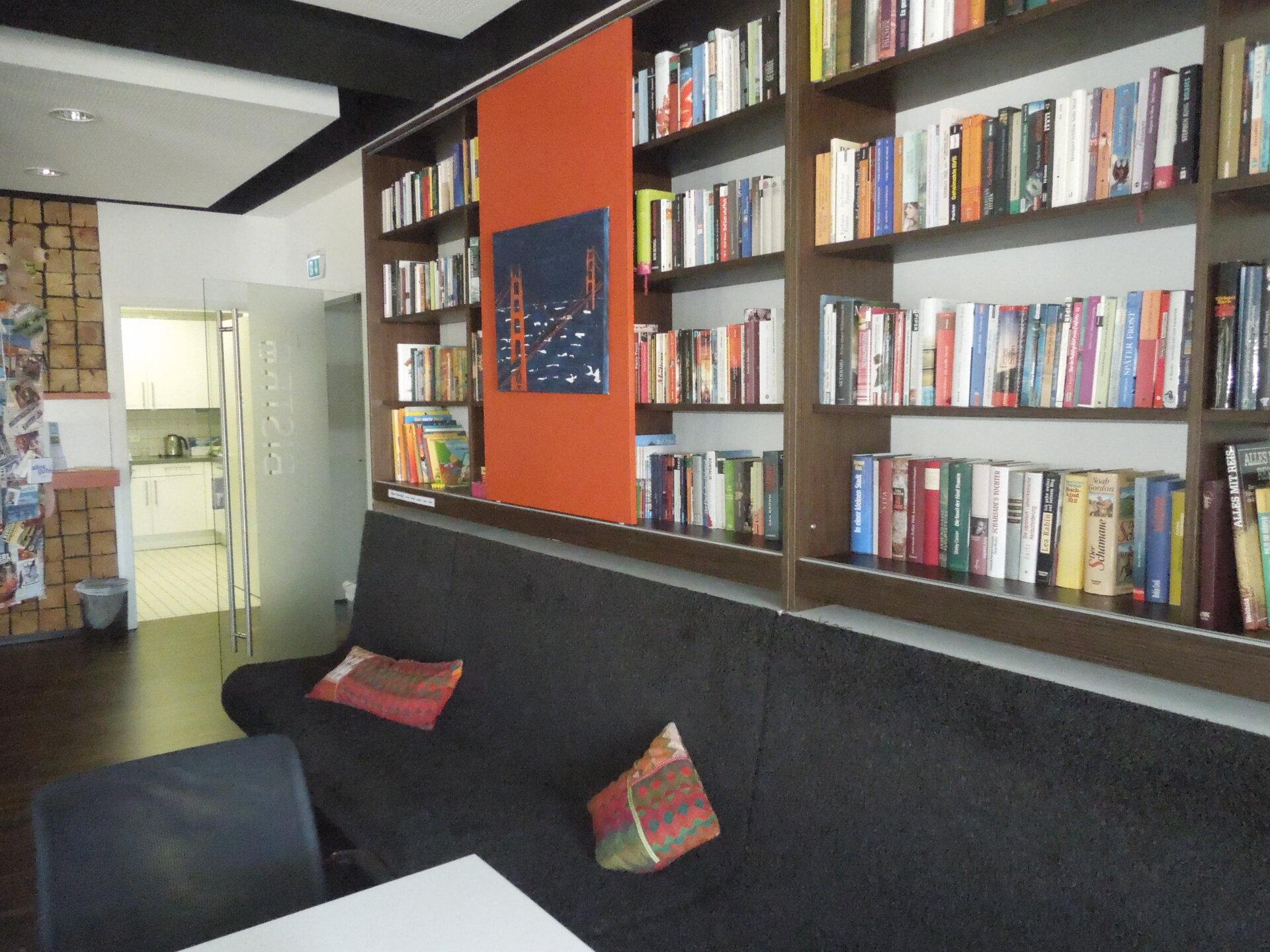 Bistro - Öffentliche Bibliothek