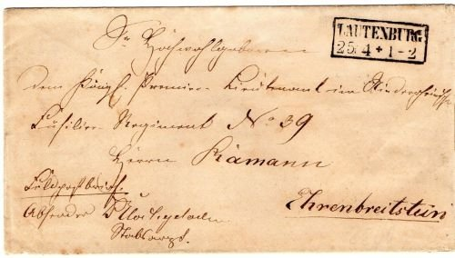 Preussische Militärpost 03