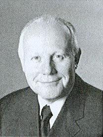 Ministerpräsident Georg Milbradt