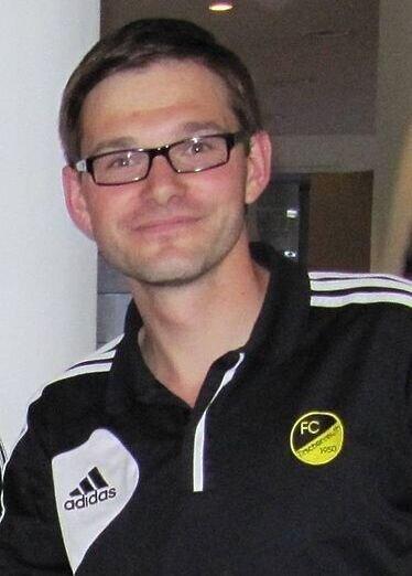 Jugendleiter Marco Schwägerl