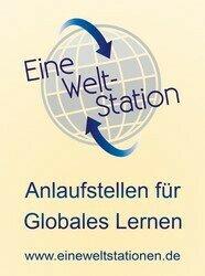 Eine Welt-Station Plakat