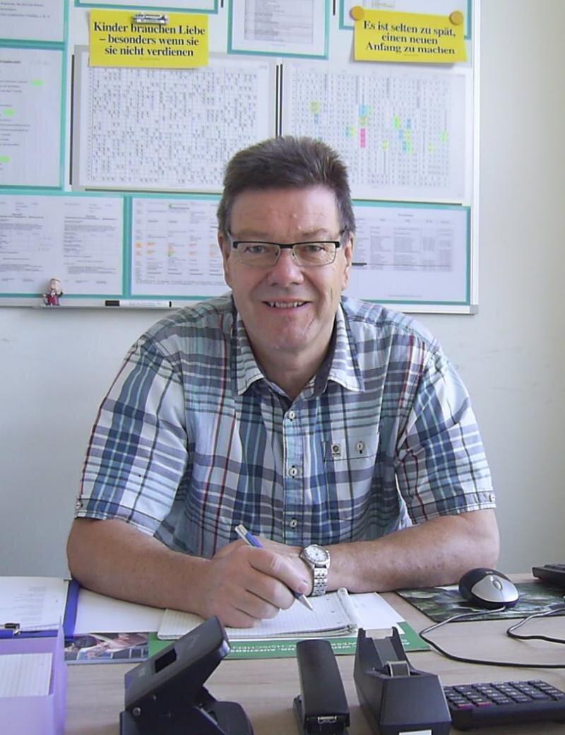 Praxisberater Olaf Engel