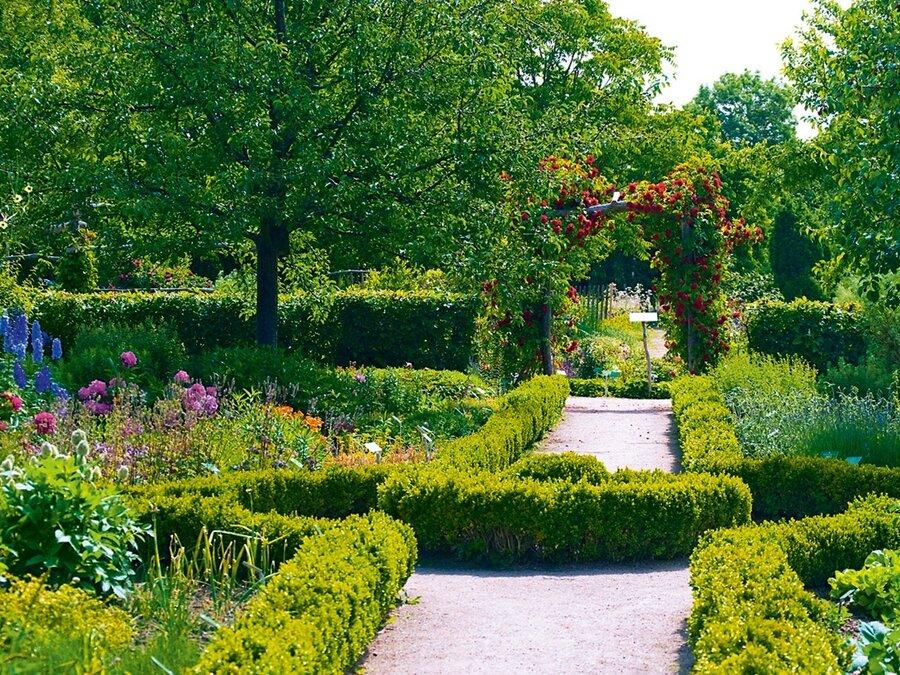 Wangeliner Garten