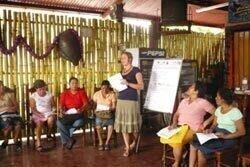 Workshop mit Lehrer:innen