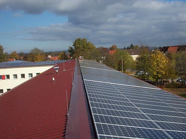 MK Solarstrom Töging GmbH