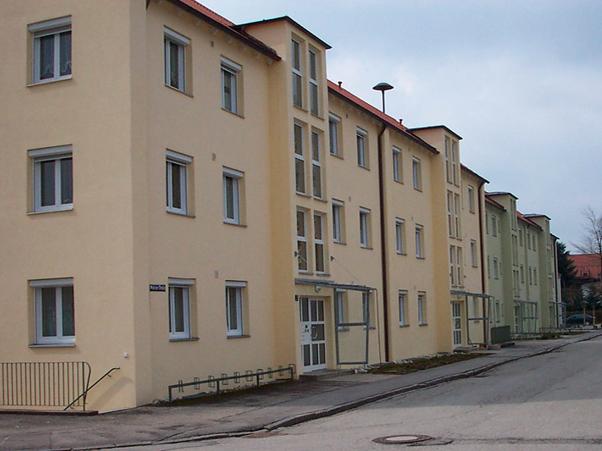Wohnanlage Mainzer Straße, Töging
